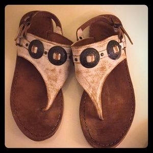 Matisse Ringo Sandals wore a few times.